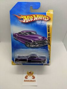 Hot Wheels 2009 New Models #15 of 42 - Custom '53 Cadillac