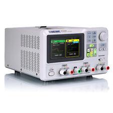 Siglent SPD3303X-E Programmierbares Labornetzteil 2x0-32V/0-3A + 1x(2V5 3V3 5V)