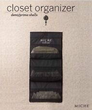 MIche Prima Demi Shell Hanging Closet Organizer NEW in Package