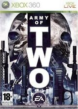 ARMY OF TWO            -----   X-BOX 360  ------  PN