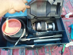 Swagelok 2 In. Hydraulic Swaging Unit In Case Selling Other Sizes Check Photos