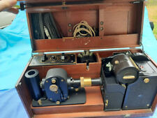 "Antique Portable Electrocardiograph ""Simpli-Trol"" by Cambridge Instrument Co."