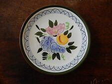Stangl Fruit and Flowers Vintage Hand Painted Bread & Butter Plates