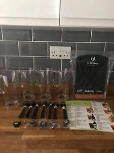 Russian standard vodka Cocktail kit promotional home bar