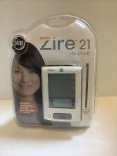 Palm Zire 21 Handheld Palm Pilot Pda White 8Mb Memory New Sealed