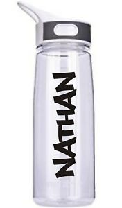Water Bottle Vinyl Sticker Personalised Graffiti PG99