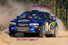Richard Burns Subaru Impreza WRC2000 Winner Rally of Portugal 2000 Photograph 2