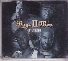 Boys ll Men-Cant Let Her Go cd maxi single sealed