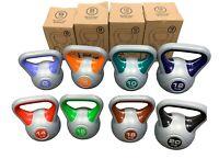 Kettlebells Kettlebell Kettle Bell Bells Weight Dumbells Set Gym Workout Muscle