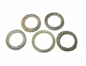 Bronze age Celtic ring money in display case 2500-800 BC 1 per bid 3000 yrs old