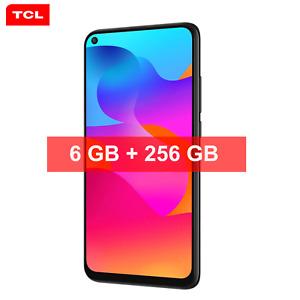 Smart Phones Unlocked TCL 10L Pro 6GB 256GB Blue Gaming Phone
