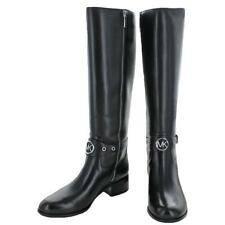 Michael Kors Heather Boot Knee High Boots Black Size US 7