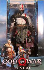 "GOD OF WAR Kratos - Action Figure - NECA - 7"" / 18 cm"