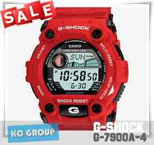 G-SHOCK BRAND NEW WITH TAG G-SHOCK G-7900A-4 RED Colors WATCH