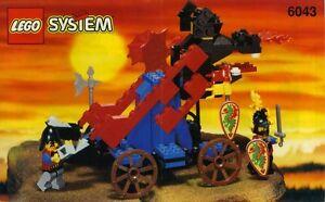 Lego Castle Dragon Knights 6043 Dragon Defender  New Sealed Ships WORLD WIDE