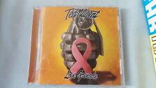 TED NUGENT CD LOVE GRENADE. EAGLE 2007 13 TRACKS HARD ROCK GUITAR