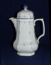 Seltmann Weiden Mirabell Dekor 27834 Ninette blau Kanne Kaffeekanne (1,2 lt)