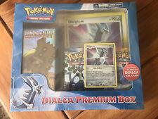 Pokemon DIALGA PREMIUM BOX Booster Pack Sealed Diamond And Pearl