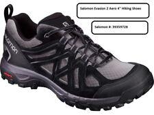 Salomon  Mens Evasion 2 Aero Hiking Shoe-  Black/Magnet  Size 8