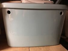 Sky Blue Cistern - discontinued coloured bathrooms