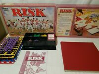 1996 Risk Hasbro Parker Brothers Board Game 100% Complete
