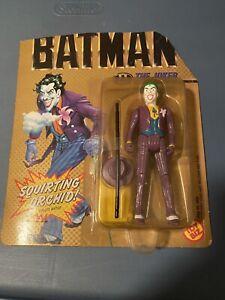 "DC Comics Super Heroes: Batman series ""The Joker"" 1989 Toy Biz"
