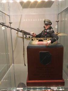 DID 1/6 German WW2 Michael Wittman Turret Hatch