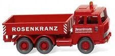 """Wiking 050901 - Schwerlastzugmaschine (Magirus) """"Rosenkranz"""" (1:87_Vorbestellung"""