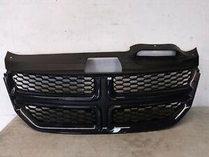 11 12 13 14 15 16 Dodge Journey Front Upper Bumper Grille Chrome OEM 68080192AA
