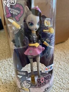 My Little Pony Equestria Girls Zecora Pony Mania Toys R Us Exclusive Doll New