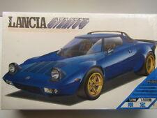 Fujimi 1:20 Scale Lancia Stratos Model Kit - New # 2500*1/20*09011 - Sealed