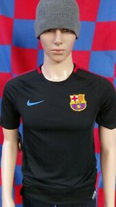 F.C. Barcelona (Brand New With Tags) Official Nike Football Shirt (Adult Small)