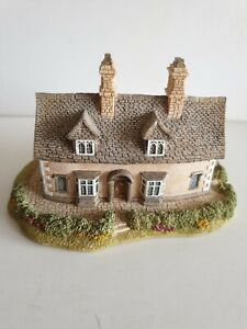 """Lilliput Lane~. """"Bow Cottage""""~. Boxed with Deeds~1990~13"""