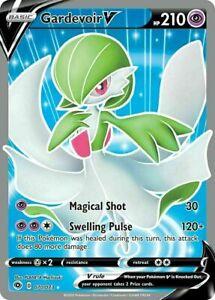 Pokemon TCG - Champion's Path  - Gardevoir V - Full Art  - x1 NM (070/073)