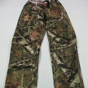 Browning Pants Women Medium Hunting Camouflage Scent Control Comfortable Pockets
