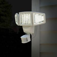 SunForce 82153 150-led Triple Head Solar Motion Light 1000 Lumen New Sealed Box