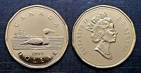 Canada 1999 Gem UNC Proof Like UNC Loonie!!