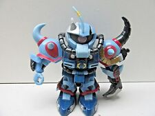 "2003 Bandai Gundam SD Superior Defender Force Gappler Gouf 5"" Figure L@@K"