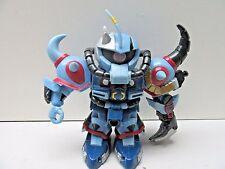 "2003 Bandai Gundam SD Superior Defender Force Gappler Gouf 5"" Figure L@@K"