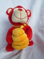Animatronics Red Monkey 9' Motion Sound Plush Soft Toy Stuffed Animal