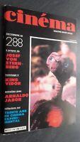 Revista Cinema Diciembre 82 N º 288 Buen Estado