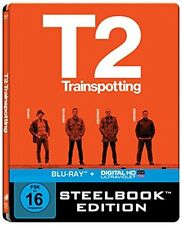 T2 Trainspotting Steelbook Blu-ray Limited Edition NEU OVP Teil 2