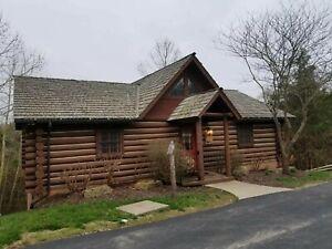2BR Cabin December5th-9th Big Cedar Wilderness 4 NIGHTS private cabin sleeps 6