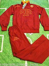 AS Rom Trainingsanzug  in Größe XS von Kappa +rot +neu+ edles Design + Tracksuit