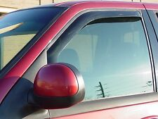 In-Channel Wind Deflectors for 1997 - 2004 Ford F150/F250 Light Duty