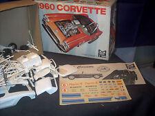 Model Kit 1960 Corvette
