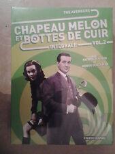 6278 // CHAPEAU MELON ET BOTTES DE CUIR- COFFRET 8 DVD 26 EPISODES SAISON 2