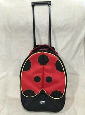 American Tourister Ladybug Carry-On With Wheels And Handle