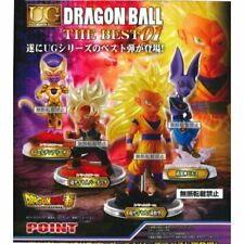 Banpresto Dragon Ball Ultimate Grade The best Vol.01 4 in 1 FULL SET Capsule new