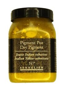 Sennelier Artist Quality Dry Pigment Indian Yellow Substitute